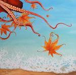 Ray Liza - Autumn on the sea