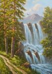 Ilin Maxim - Falls in mountains
