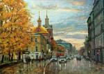 Razzhivin Igor - Recollecting autumn.