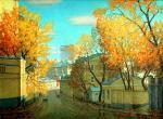 Razzhivin Igor - Autumn silence.