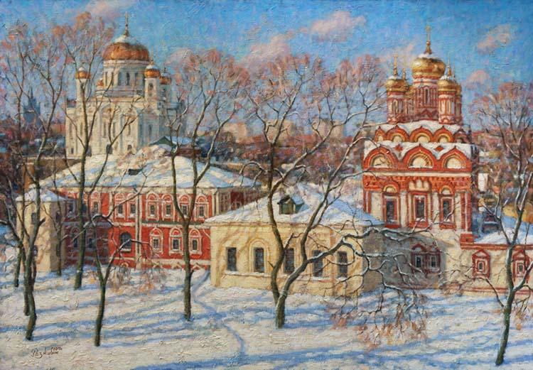 Orthodox Moscow.