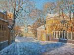 Razzhivin Igor - Freshness of frosty day.