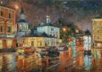 Razzhivin Igor - Color night streets.