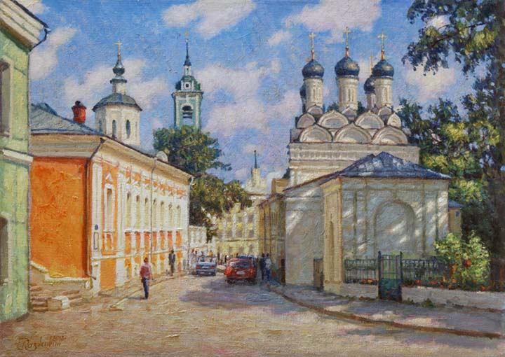 Chernigov lane.