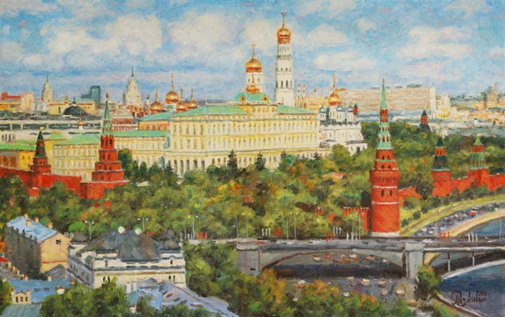 Greatness of Moscow.
