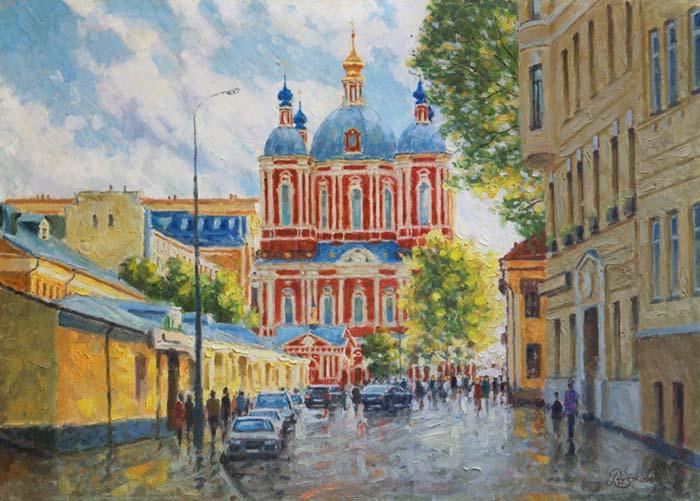Klimentovsky lane.