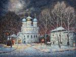 Razzhivin Igor - Evening peace.
