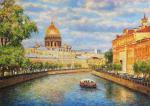 Sunny Petersburg