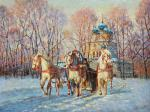 Razzhivin Igor - A miracle - the Russian winter!