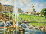 Razzhivin Igor - In the Kingdom of fountains. Peterhof