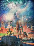Razzhivin Igor - Alluring light of fireworks