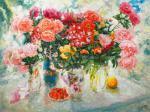 Razzhivin Igor - Still life in pink