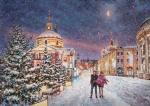 Razzhivin Igor - Snow fairy tale in the city