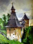 Shurkin-Zaozersky Wladimir - Верхние Решетки Псково-печерского монастыря