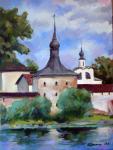 ШУРКИН-Заозерский Владимир - Кирилло-Белозерский монастырь.