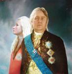 Shurkin-Zaozersky Wladimir - Потёмкин и Екатерина