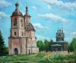 Shurkin-Zaozersky Wladimir - На Северной Двине,Пермогорье.