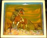 Novik Olesya - Gypsy horse