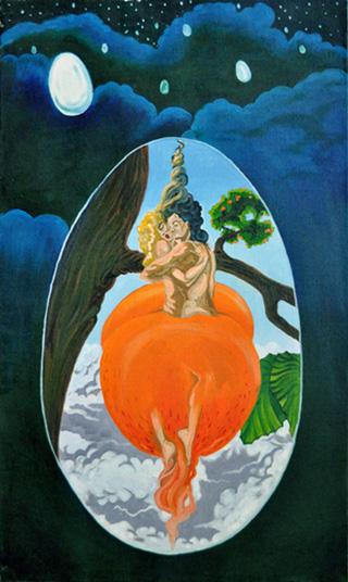 Персик - плод любви