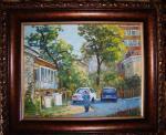Мomot Ludmila - patio