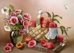 Valevskaya Valentina - A bast basket of peaches