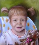 Valevskaya Valentina - My favorite toy. Alexander.