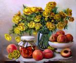 Valevskaya Valentina - Peach jam.