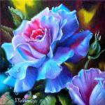Valevskaya Valentina - Magic rose