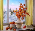 Valevskaya Valentina - Winter physalis