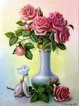 Валевская Валентина - Розовые мечты