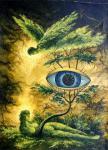 Сизоненко Юрий - Взгляд сквозь зелёные листья.