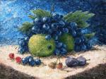 Sizonenko Iuori - Black grapes.