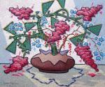 Сизоненко Юрий - Натюрморт с цветами.