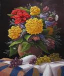 Сизоненко Юрий - Букет цветов.