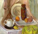 Kamenskaya Nadegda - Чайник, лимон и спелые гранаты