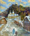 Kamenskaya Nadegda - Зима в селе Внуто