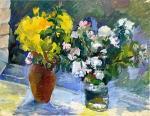 Kamenskaya Nadegda - Садовых цветов букет