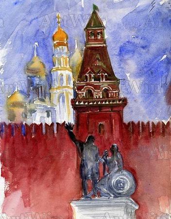 Москва - звонят колокола !