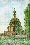 Каменская Анастасия - Церковь