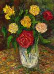 Kamenskaya Anastasiya - Тот самый праздничный букет ярких цветов !