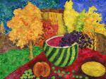 Kamenskaya Anastasiya - Осенний натюрморт