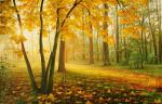 Sichov Alexey - Autumn in the park