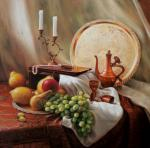 Sichov Alexey - Still life with jeweiry box