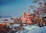 Сычев Алексей - Зимний этюд