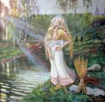 Генкина Нэлла - Весна языческая (Кострома)