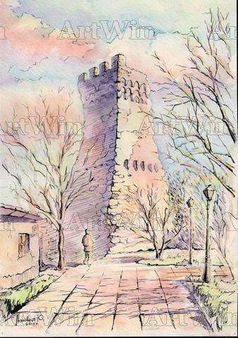 Башня Константина