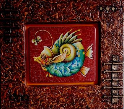 Рыба наутилус
