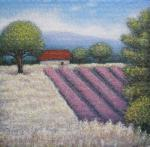 Mironova Julia - Lavender fields