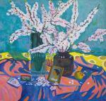 Ли Моесей - Весенний натюрморт