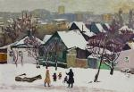Li Moesey - Winter Day